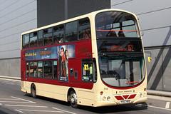 Volvo B7TL Wright Eclipse Gemini (DennisDartSLF) Tags: hull bus volvo b7tl wright eclipsegemini 715 eastyorkshire yx07hkb