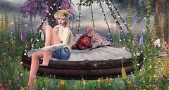 Wildflowers & Wonder (Sorchiee) Tags: dd elikatira foxcity genusproject lode swankhomegarden theliaisoncollaborative uber una zibska leforme