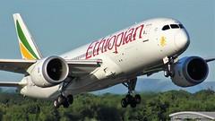 ET-ATH (AnDyMHoLdEn) Tags: ethiopian ethiopianairlines 787 dreamliner staralliance egcc airport manchester manchesterairport 23l