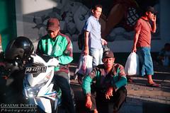 GO-JEK Riders - IMG_0281 - Edited (406highlander) Tags: canoneos6d tamronsp2470mmf28divcusd malioboro yogyakarta java indonesia streetmarket street market people jalanmalioboro urban streetphotography