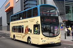 Volvo B7TL Wright Eclipse Gemini (DennisDartSLF) Tags: hull bus volvo b7tl wright eclipsegemini 721 eastyorkshire a18eyc