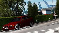 ETS 2 BMW M3 E36 (metin.tn) Tags: bmw m3 e36 ets ets2 eurotrucksimulator2 car
