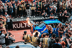 Kulturschock 2019 (Tafffy) Tags: cleanfest esptr eurospotter modded slammed car bagged fitment static coilover bbs lupo audi custom harlequin polo volkswagen golf civic porsche abarth scotland photography bmw kulturschock newcastle