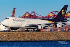 N580UP 5X B747F 34L YSSY-0796 (A u s s i e P o m m) Tags: sydney australia ups newsouthwales boeing syd sydneyairport yssy 5x queenoftheskies b747f