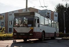 DSC_0152 (WT_fan06) Tags: trolleybus targu jiu dac rocar 212e