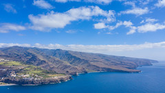 "Aerial view of the south east coast of La Gomera, Spain (dronepicr) Tags: hike allgemein city wanderlust natur kanaren archipelago ""aerialviewtravel"" drone wandern mavic island stadt kanarische inseln teneriffa länderstädte insel geotagged landscape schönste strände luftbild strandurlaub bay spain sightseeing tenerife aerial ferien uav hiking wanderurlaub la gomera foto beach macaronesia strand travel urlaub luftbildreise ""birdseyeview"" canary islands vogelperspektive drohne holiday spanien ballermann"