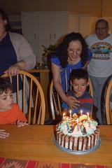 DSC_0076 (rlnv) Tags: california bayarea nikond3300 1855mmf3556gvrii birthday sunnyvale cake dessert tomás pablito noesr rosina