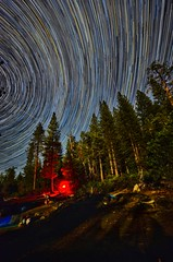 Astro Overnighter (shea7893) Tags: astronomy galaxy milkyway universe stars starphotos startrails boyscoutsofamerica boyscouts summercamp
