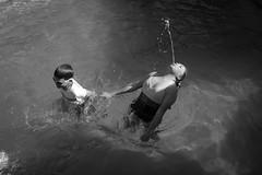 DSC_0044 (rlnv) Tags: california bayarea nikond3300 1855mmf3556gvrii birthday sunnyvale pool blackandwhite elena walter