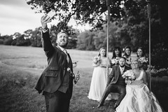 DocuWed - #Selfie (Robbie Khan) Tags: 35mm 5d 85mm brookfieldbarn brighton candid canon documentary hampshirewedding hampshireweddings khanphoto koweddings moments natural portrait wedding weddingphotographer weddingphotography weddings bnw bw blackandwhite reportage