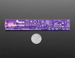 PyRuler (adafruit) Tags: circuitpython tools handtools blinka digikey pyruler