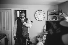 DocuWed - How do I look? (Robbie Khan) Tags: 35mm 5d 85mm brookfieldbarn brighton candid canon documentary hampshirewedding hampshireweddings khanphoto koweddings moments natural portrait wedding weddingphotographer weddingphotography weddings bnw bw blackandwhite reportage