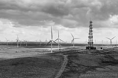 View from Ballageich hill (GWMcLaughlin) Tags: eaglesham 2019 landscape scotland ef 24105f4l 24105mm 6d canon mono tower communication greenfield greenfieldhill ballageich turbine windfarm farm wind whitelee