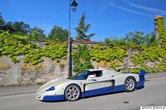 Maserati MC12 (Sellerie'Cimes) Tags: maserati mc12 epicureanday carbonedition epicureanteam emotionannecy concoursdelegancesuisse concoursdelegance