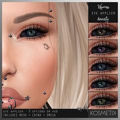 kosmetik Eyes Kosmos Variety (.kosmetik) Tags: kosmetik eyes newrelease mainstore catwa omega