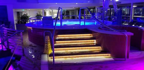 Night Time Deck 14 - Anthem of the Seas