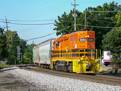 IORY01 Heads For Mason On The NS Dayton District (dtrohdenburg) Tags: io ns masonjob daytondistrict sharonville ohio