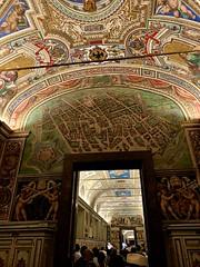 Vatican Galleries, Rome (dw*c) Tags: vatican vaticancity rome roma italy italia europe travel trip museum museums gallery galleries nikon picmonkey