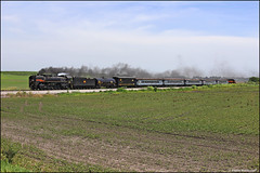 IAIS 6988 (Justin Hardecopf) Tags: iais iowainterstate 6988 datong qj 2102 steam engine locomotive passenger excursion wiota iowa railroad train