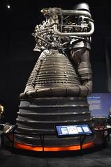 Engine 6049 (smoketronics) Tags: nasa space museumofflight seattle f1engine rocketdyne apollo saturnv rocket