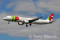 CS-TJI (bwi2muc) Tags: lhr airport airplane aircraft airline plane flying aviation spotting spotter airbus a321 a321neo airportugal tap staralliance cstji tapairportugal heathrowairport heathrow londonheathrow