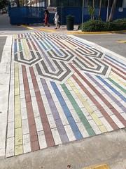 IMG_1880 (avsfan1321) Tags: miami florida miamibeach southbeach usa unitedstates unitedstatesofamerica crosswalk pride rainbow