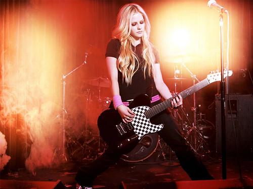 Avril Lavigne fan photo