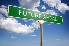 future ahead concept (EP Account) Tags: address business collaborate destination directions drive group guide road sign sky street team teamwork theme travel office success high skyhigh 3d directing enterprise future galvanised indicate green indication industry investment marketing metal point pole positive post concept profit ahead rendered send destiny financial market wide colorful motivational