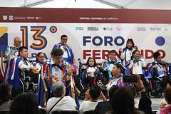 MX IR REMATE DE LIBROS ESTUDIANTINA APAC (Secretaría de Cultura CDMX) Tags: estudiantina apac 13granrematedelibros musica discapacidades méxico ciudaddeméxico