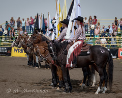 Strathmore Stampede 2018 (tallhuskymike) Tags: strathmore stampede rodeo event outdoors strathmorestampede 2018 prorodeo cowgirl horse horses alberta western