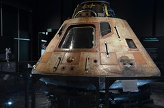 Columbia (smoketronics) Tags: apollo apollo11 commandmodule columbia nasa space moon museumofflight seattle