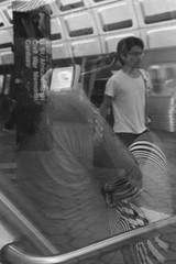 I See Right Through You (Rich Renomeron) Tags: fujifilmxt20 fujinonxf35mmf2rwr bw dc metro washington