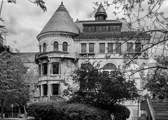 McGill University, Macdonald Stewart Library Building (fengtoutou) Tags: hccity historicbuilding historic city historicdistrict historicstructures montreal