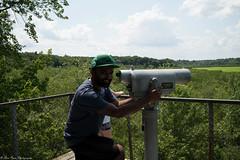Taking aim with a nature bazooka. (Thea Prum) Tags: greatmeadows nationalwildliferefuge wildlifesanctuary sony a7riii concord samyang 35mm f14