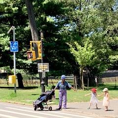 "(Bill Adams) Tags: newyorkcity brooklyn ""prospectpark"" nanny keiki"
