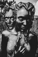 Untitled (ber52) Tags: santafebotanicalgarden statue