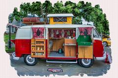 Old VW Campervan (Birds&More) Tags: concoursdelegance carshow antiquetransportation