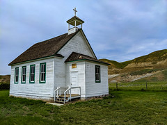 Our Lady of Perpetual Help (djking) Tags: alberta badlands dorothy ourladyofperpetualhelp church catholic