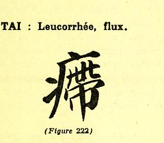 This image is taken from Page 211 of Les caractères médicaux dans l'écriture chinoise (Medical Heritage Library, Inc.) Tags: chinese language medicine traditional wellcomelibrary ukmhl medicalheritagelibrary europeanlibraries date1914 idb24852752