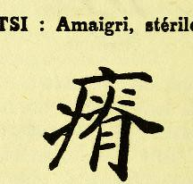This image is taken from Page 194 of Les caractères médicaux dans l'écriture chinoise (Medical Heritage Library, Inc.) Tags: chinese language medicine traditional wellcomelibrary ukmhl medicalheritagelibrary europeanlibraries date1914 idb24852752