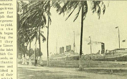 This image is taken from Page 24 of The Panama Canal : an illustrated historical narrative of Panama and the great waterway which divides the American continents