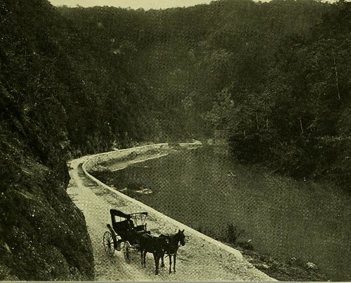 This image is taken from Page 13 of The Panama Canal : an illustrated historical narrative of Panama and the great waterway which divides the American continents