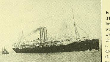 This image is taken from Page 12 of The Panama Canal : an illustrated historical narrative of Panama and the great waterway which divides the American continents