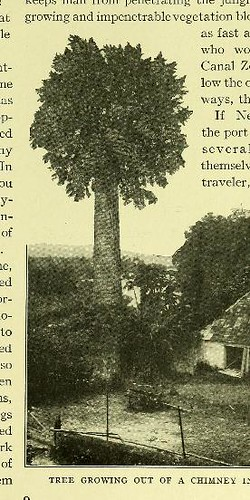 This image is taken from Page 9 of The Panama Canal : an illustrated historical narrative of Panama and the great waterway which divides the American continents