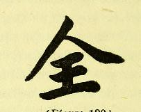 This image is taken from Page 140 of Les caractères médicaux dans l'écriture chinoise (Medical Heritage Library, Inc.) Tags: chinese language medicine traditional wellcomelibrary ukmhl medicalheritagelibrary europeanlibraries date1914 idb24852752