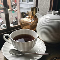 ASW Tea House[2017] (gang_m) Tags: カフェ 台北 architecture cafe taiwan taipei 台灣 建築 台湾 台北2017