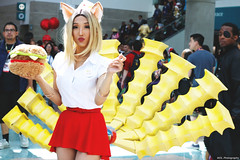 IMG_5172 (willdleeesq) Tags: animeexpo animeexpo2019 ax2019 cosplay cosplayer cosplayers losangelesconventioncenter ahri leagueoflegends