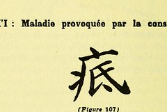 This image is taken from Page 122 of Les caractères médicaux dans l'écriture chinoise (Medical Heritage Library, Inc.) Tags: chinese language medicine traditional wellcomelibrary ukmhl medicalheritagelibrary europeanlibraries date1914 idb24852752