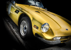 TVR (Dave GRR) Tags: tvr classic sportscar supercar vintage old retro cars coffee toronto auto show 2019 olympus