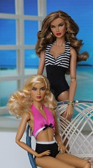 Swimsuit Models (Annette29aag) Tags: alysa doll colorclash model bikini integritytoys dollphotography annette29aag jaemecostas swimsuit